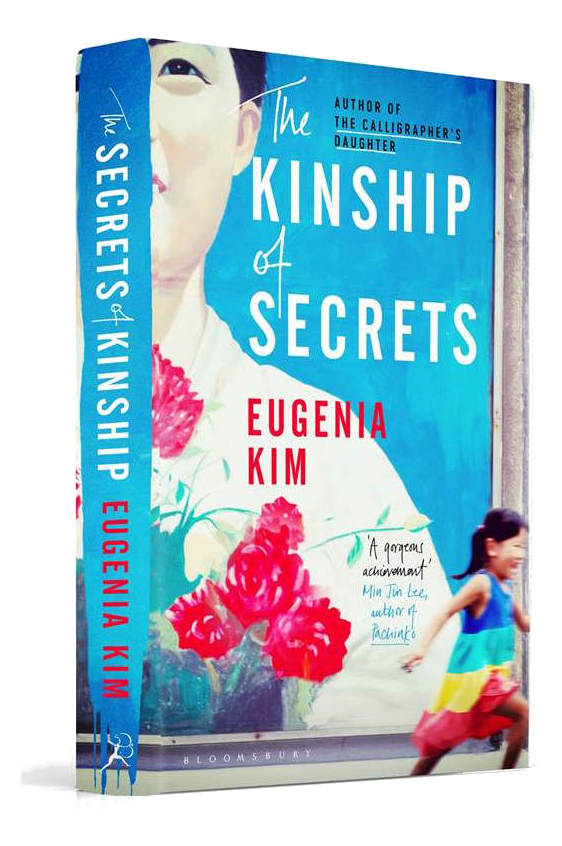 the kinship of secrets uk bloomsbury