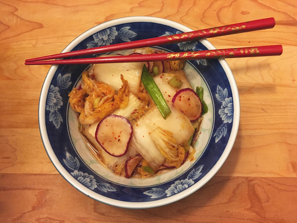 easy kimchi recipe, Eugenia Kim family recipe