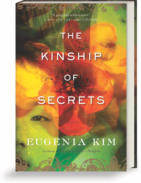 The Kinship of Secrets by Eugenia Kim, Houghton Mifflin Harcourt