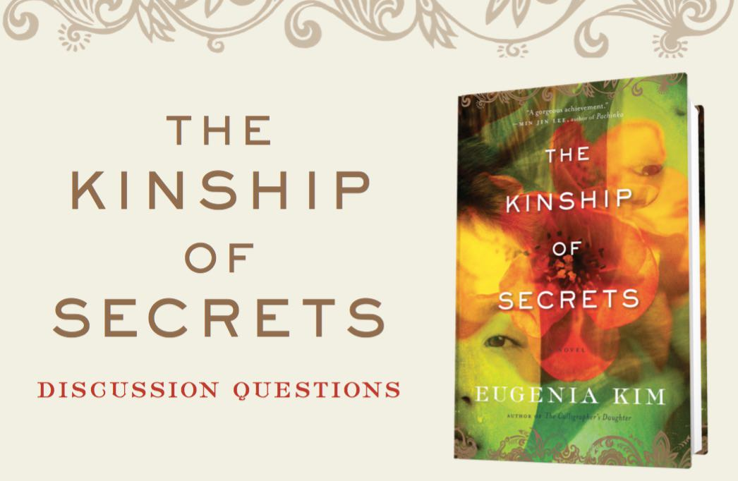 The Kinship of Secrets Discussion Questions