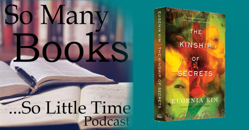 So Many Books Podcast interview with Eugenia Kim