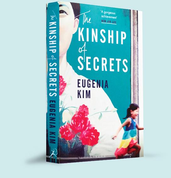 The Kinship of Secrets, Eugenia Kim, Bloomsbury UK paperback