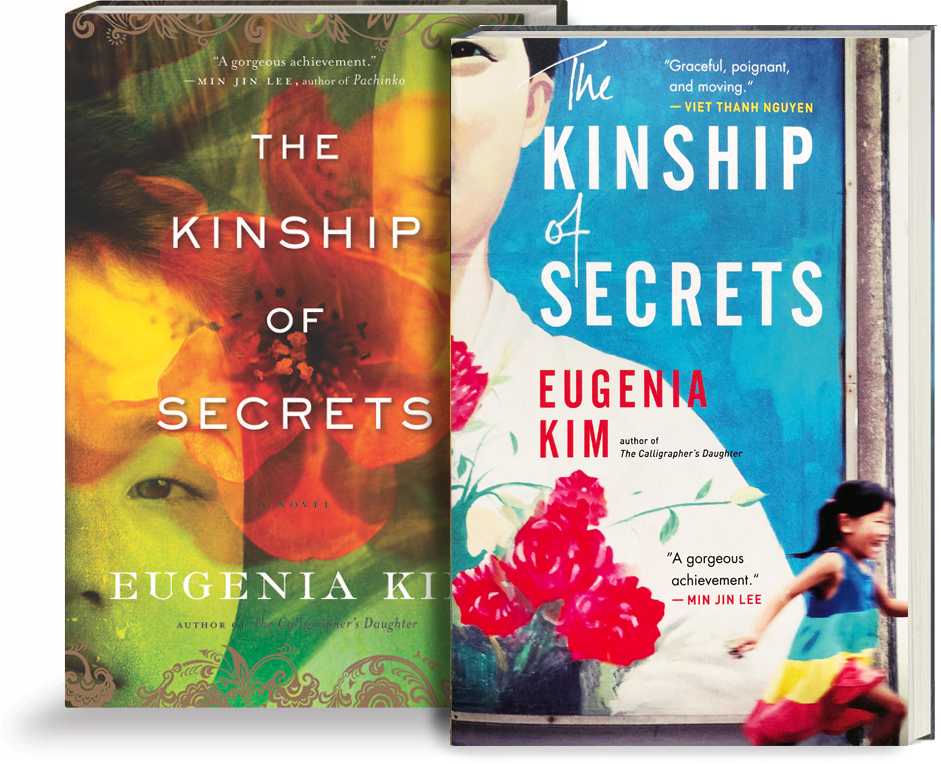 The Kinship of Secrets, Hardcover and Paperback, Houghton Mifflin